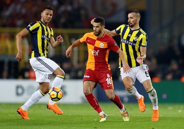 Kadıköy'deki dev derbide gol sesi çıkmadı!