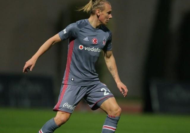 Beşiktaşlı Domagoj Vida'ya müjdeli haber!