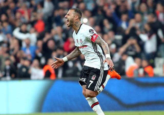 Beşiktaş'tan kritik galibiyet! Kartal 80'den sonra açıldı