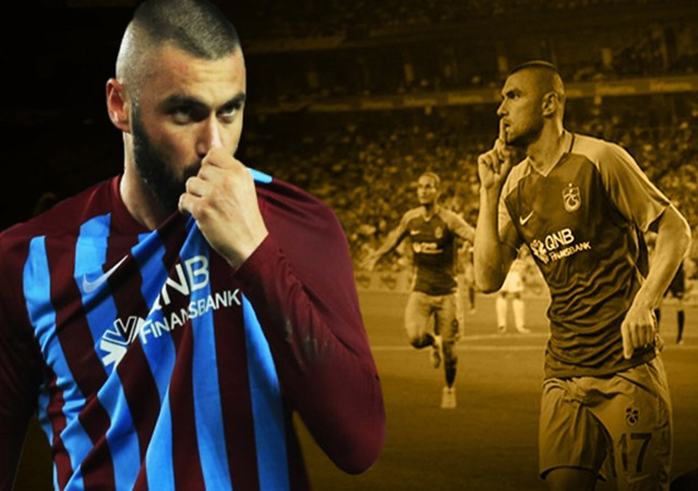 Trabzonsporlu Burak Yılmaz, Beşiktaş yolunda!