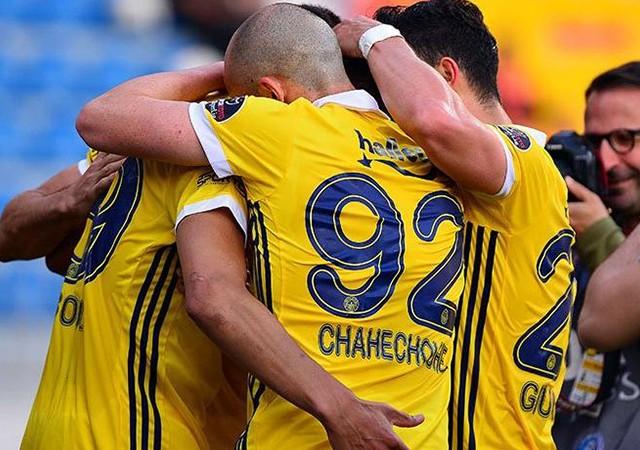 Kasımpaşa Fenerbahçe 1-4