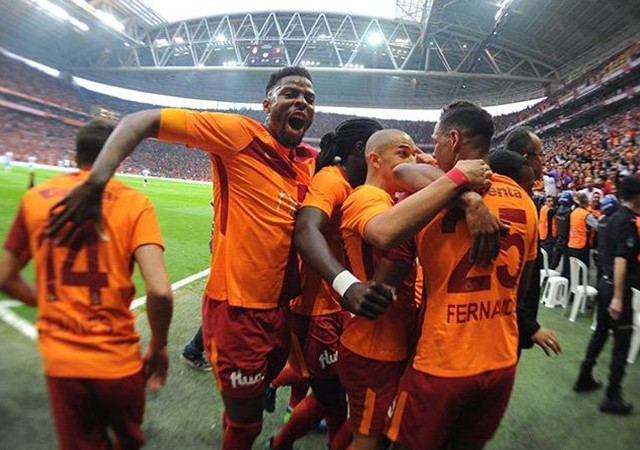 Galatasaray Beşiktaş: 2-0 (Maç sonucu)