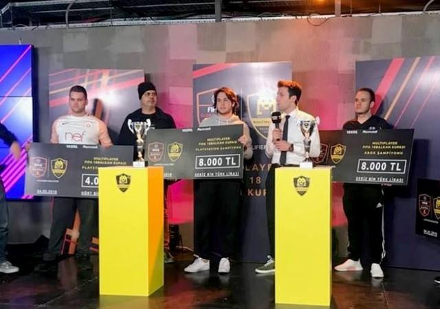 Multiplayer FIFA 18 Balkan Kupası'nda kazananlar belli oldu!