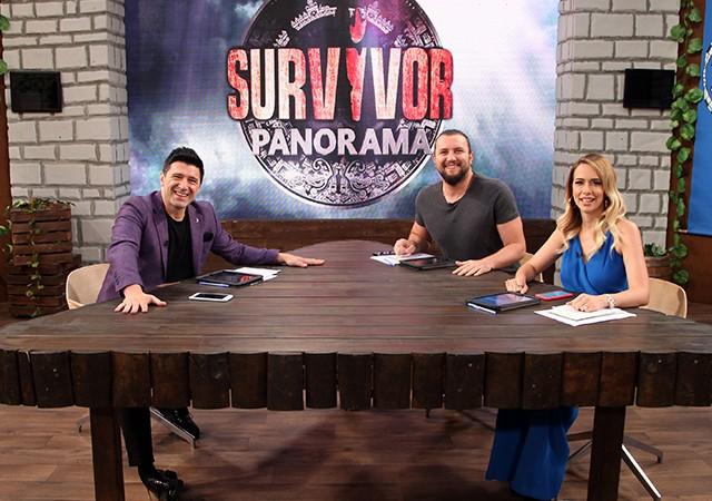 Gönüllüler Takımı, Survivor Panorama'ya konuk oldu!