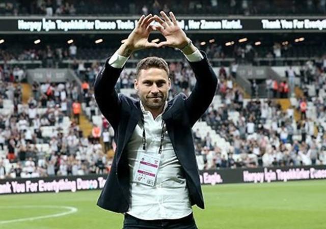 Beşiktaş Tosic'i KAP'a bildirdi!