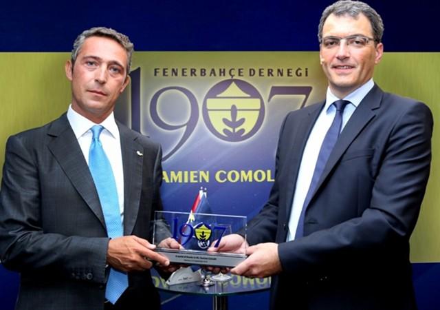 Damien Comolli İstanbul'a geliyor!