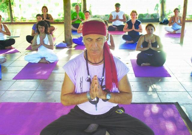 Yoga'nın ustaları Akmerkez'de buluşuyor!