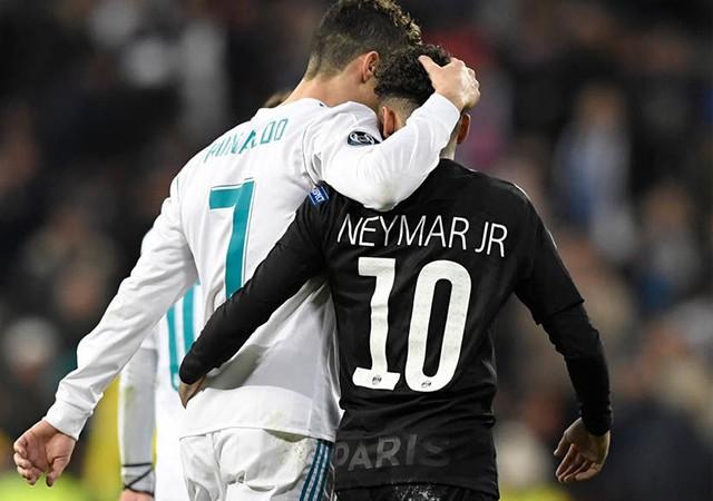 Ronaldo gidecek, Neymar gelecek!