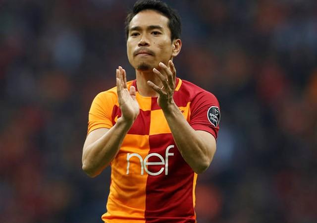 Galatasaray'dan Nagatomo paylaşımı!