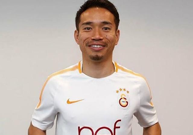 Yuto Nagatomo Galatasaray'da!