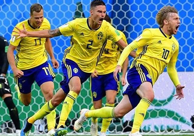 İsveç 24 yıl sonra tarih yazıyor!