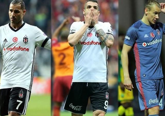 Beşiktaş 3 yıldızını satmaya hazır...