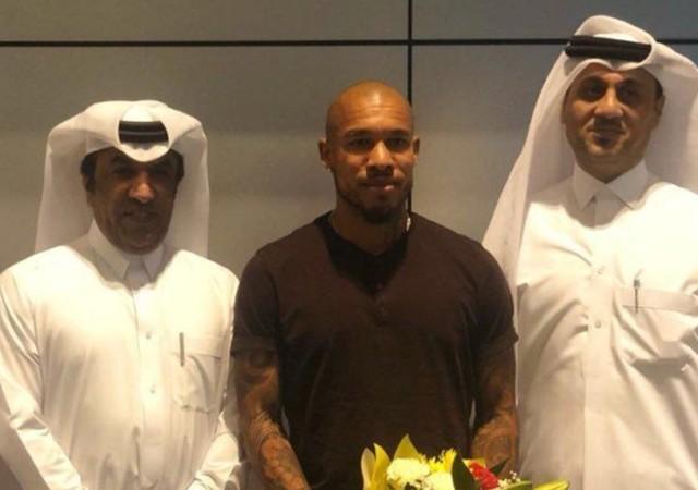 Galatasaray'ın eski yıldızı Katar'a transfer oldu!
