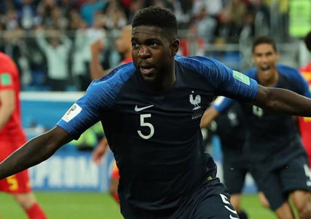 Dünya Kupası'nda ilk finalist Fransa oldu!