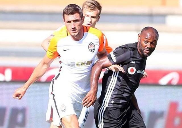 Beşiktaş, Shakhtar Donetsk'le  yenişemedi!