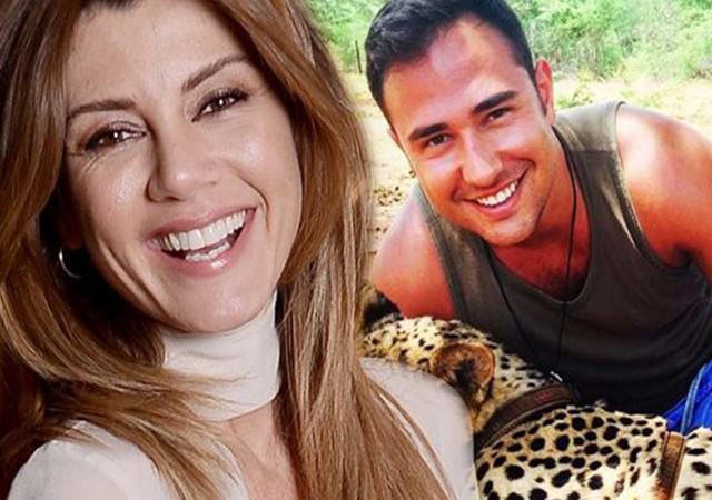 Gökçe Bahadır, Yunan işletmeci Yiannis Magkos ile aşk yaşıyor!