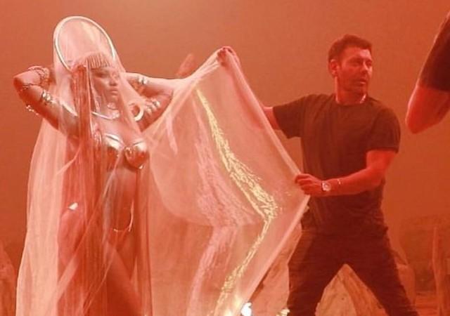 Nicki Minaj'ın klibini Mert Alaş çekti!