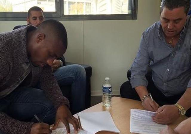 Lionel Carole Strasbourg'a transfer oldu!