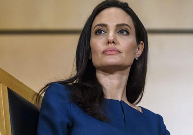 Angelina Jolie'yi yıkan ölüm haberi!
