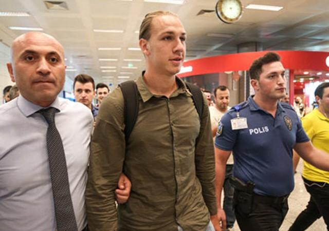 Fenerbahçe'nin yeni golcüsü Frey'e eski takımından tepki!