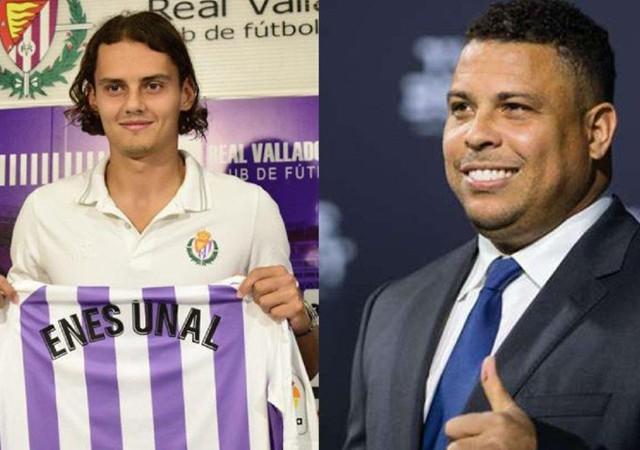 Efsane Ronaldo, Enes Ünal'ın başkanı oluyor!