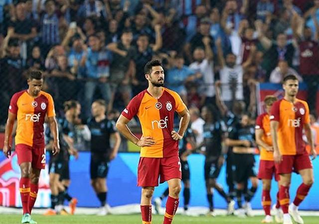 Trabzon fırtınası Aslan'ı vurdu!