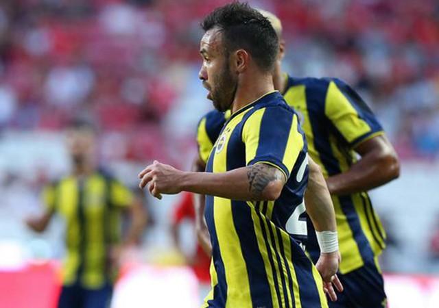 Fenerbahçe'de Valbuena'ya uyarı geldi!