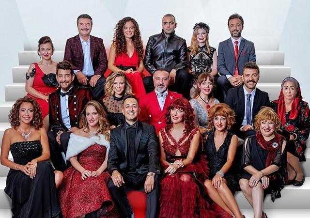 'Jet Sosyete' 2. sezona TV8'de başlıyor! İşte ilk kare...