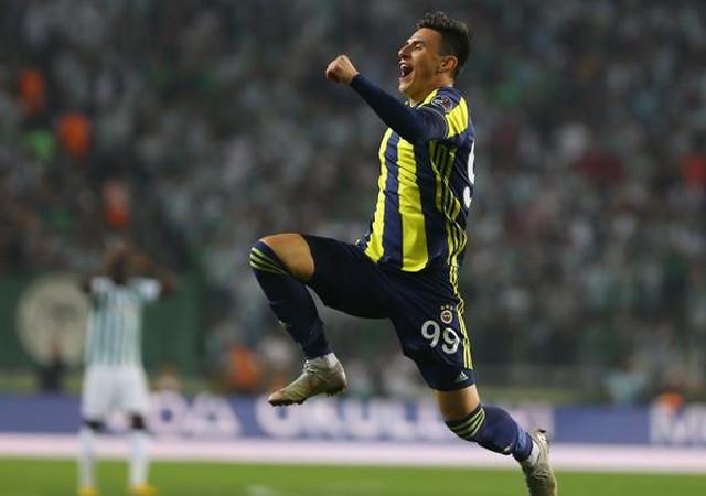 Fenerbahçe'den 'Elmas' değerinde 3 puan!