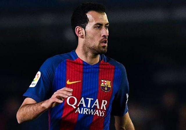 Busquets 2023'e kadar Barcelona'da!