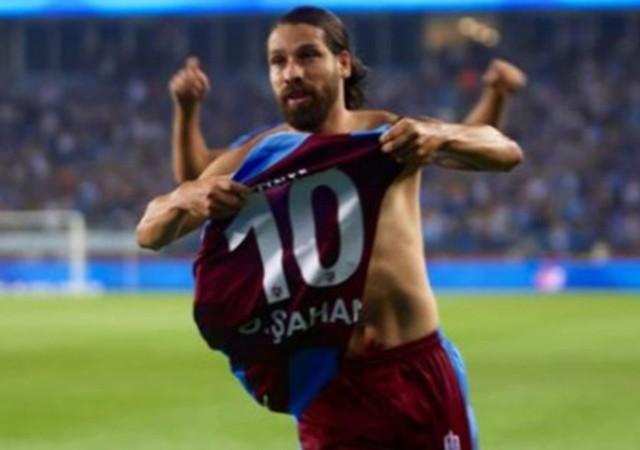 Trabzonspor'da Olcay Şahan kadro dışı bırakıldı!