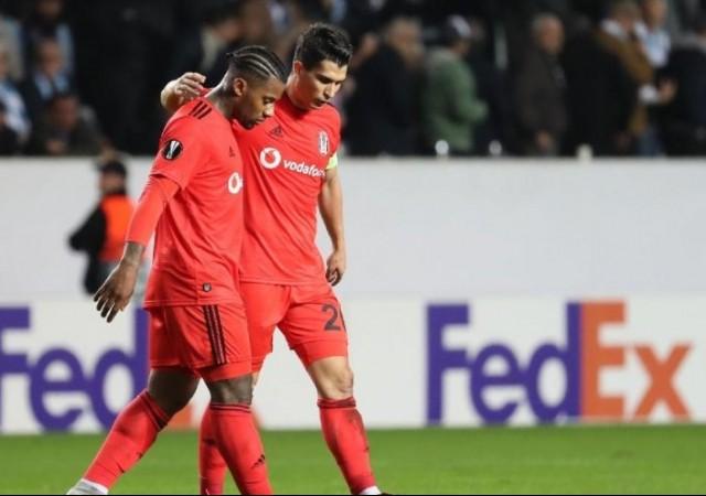 Beşiktaş İsveç'ten eli boş dönüyor!