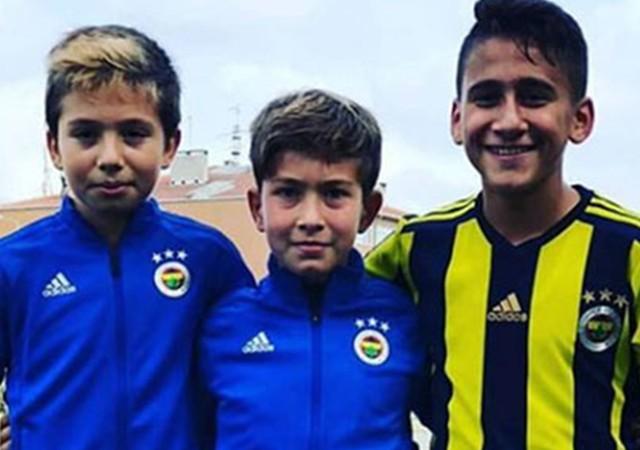 Rüştü Reçber'in oğlu Fenerbahçe'ye transfer oldu!