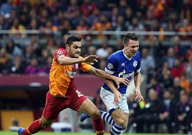 Galatasaray evinde 1 puana razı oldu!