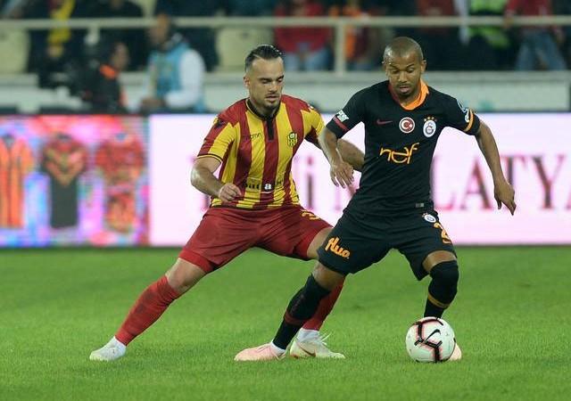 Galatasaraylı yıldız Fenerbahçe derbisinde cezalı!