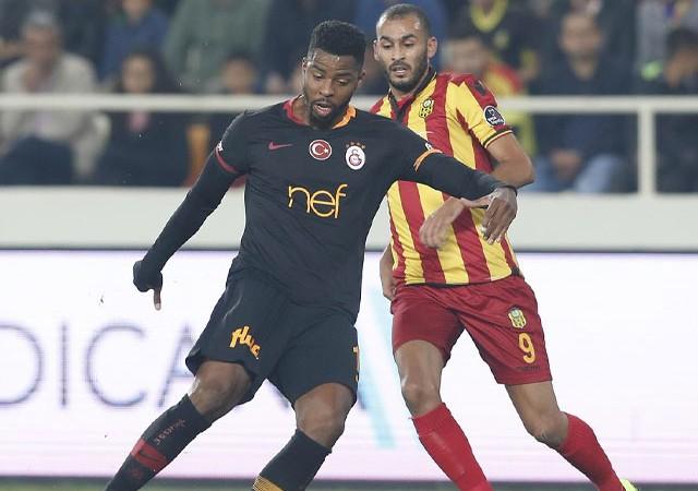 Galatasaray ağır yaralı! Liderlik koltuğu el değiştirdi...