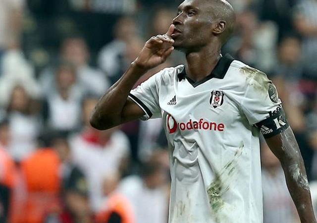 Beşiktaş'ın kurtarıcısı Atiba Hutchinson!