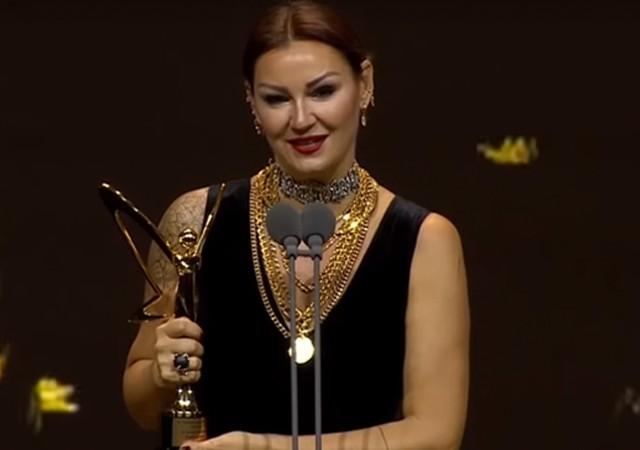 Pınar Altuğ'dan Altın Kelebek cevabı!