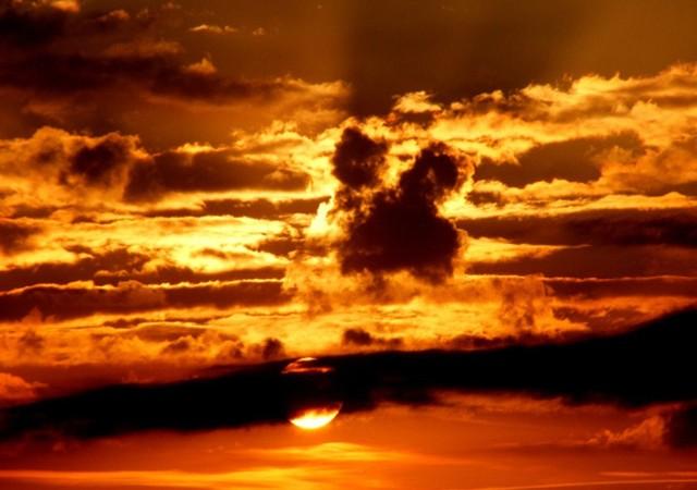 Oğlak burcunda güneş tutulması!