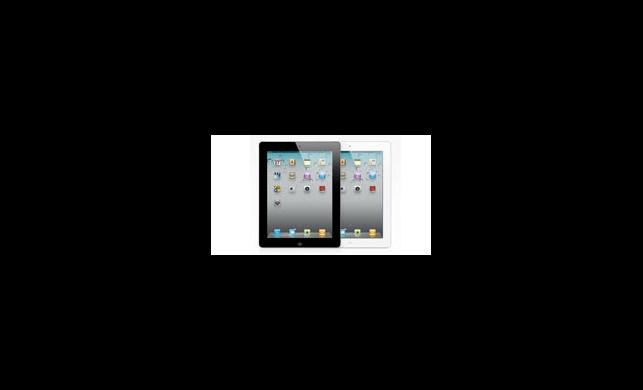iPad 2'de Garip Bir Açık