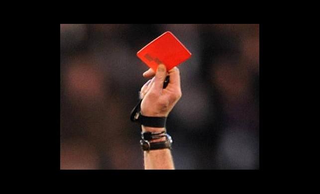 Lig Boyunca 70 Kırmızı 446 Sarı Kart Gösterildi!