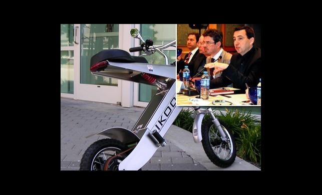 'Eelektrikli Bisiklet Tam Size Göre'
