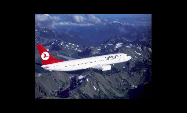 THY Londra ve Paris Uçuşlarını İptal Etti