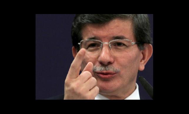 Ahmet Davutoğlu: 'Türkiye Tarih Yazıyor'