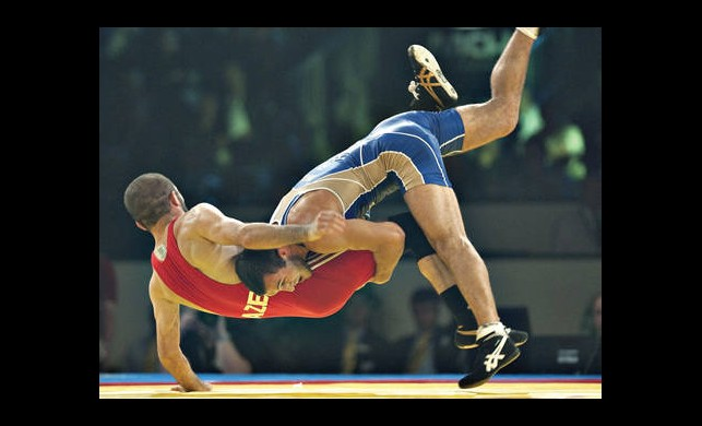 Güreş Yeniden Olimpiyatlarda