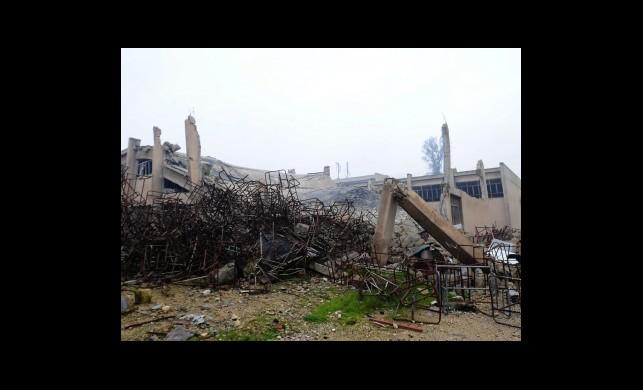 Esed'in Uçakları Üniversite Bombaladı