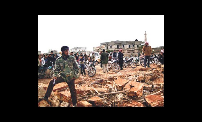 Kurtlar Vadisi Suriye'de!