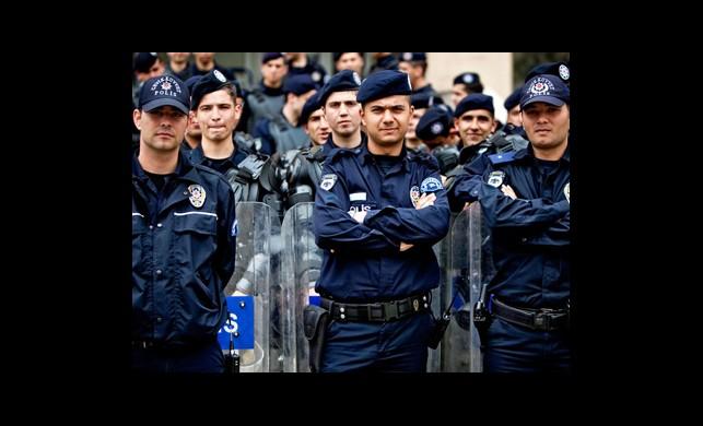 5000 Polis Görev Başında Olacak!