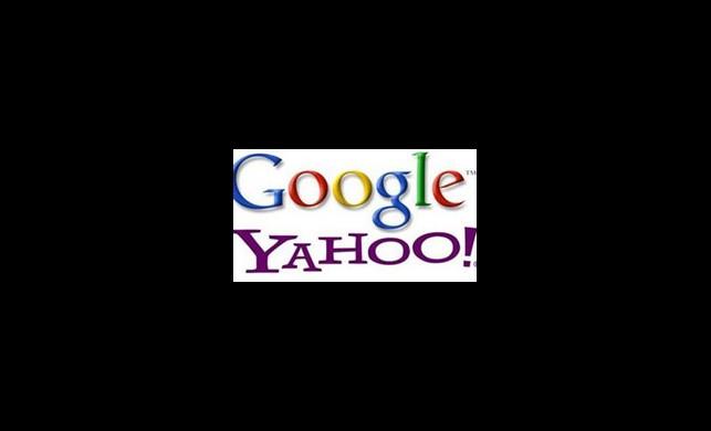 Google Gözünü Yahoo'ya Dikti