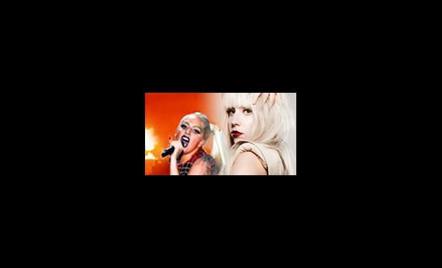 Lady Gaga MTV müzik ödüllerine damgasını vurdu.